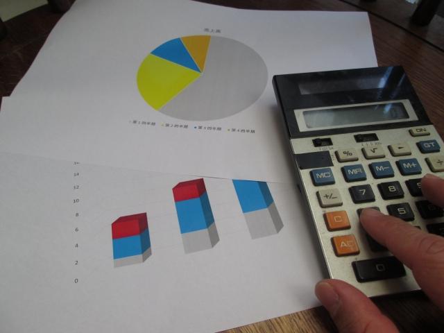 変動金利と固定金利、返済例で比較してみる