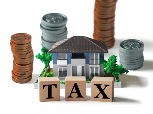 収益物件売却時の税金