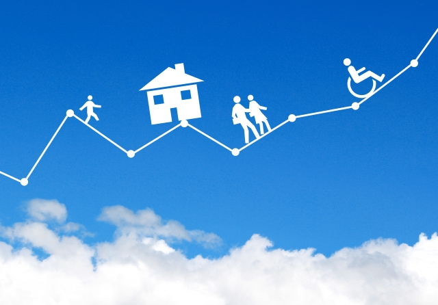 人生100年時代の資産形成と資産管理