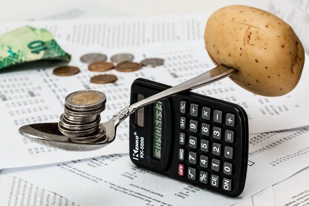 資産と負債のバランス